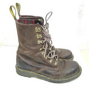 Dr Martens Boots Size 9 Mens 10 Womens Wallis Brow